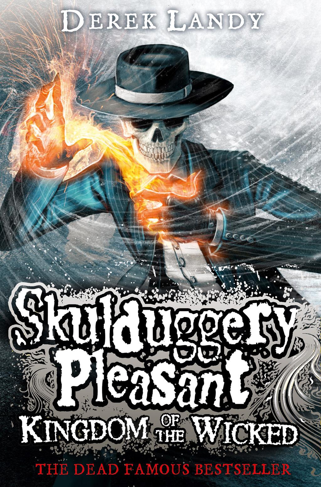 kingdom of the wicked skulduggery pleasant book 7