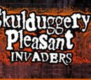Skulduggery Pleasant Invaders