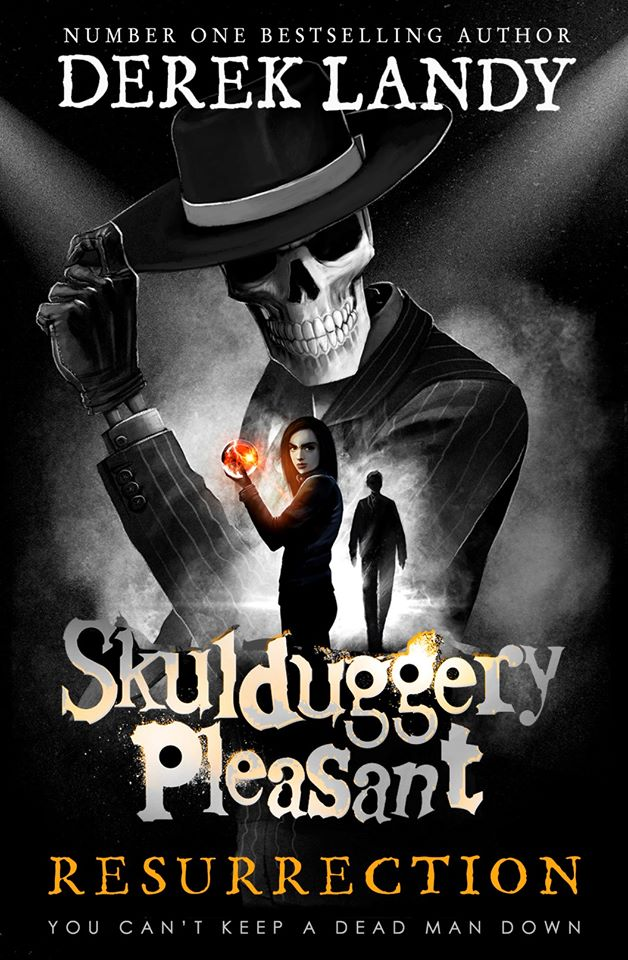 Skulduggery Pleasant Resurrection