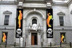 Waxworks front