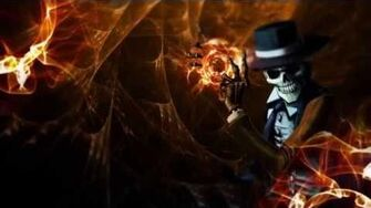 Skulduggery Pleasant Theatre of Shadows Special 2