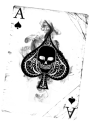 Deadmen-card