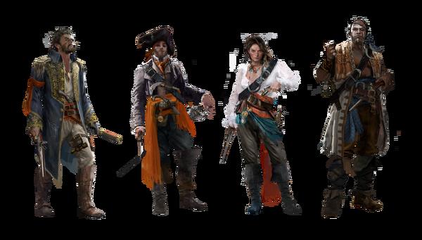 SB characters