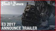 Skull and Bones E3 2017 Cinematic Announcement Trailer Ubisoft NA