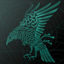 Assassin's Creed Valhalla raven emblem