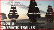 Skull & Bones E3 2018 Cinematic Trailer Ubisoft NA