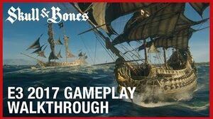 Skull and Bones E3 2017 Multiplayer and PvP Gameplay Ubisoft US