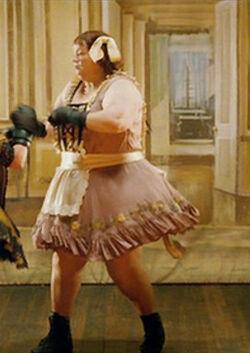 Boxing Ballerina 1