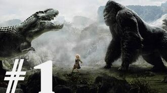 KING KONG (PC) Walkthrough Part 1 - HD 720p