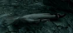 Briggs' dead body