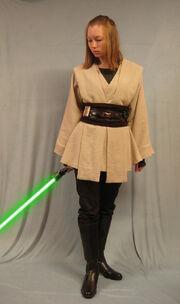 Human Female Jedi by Verdaera
