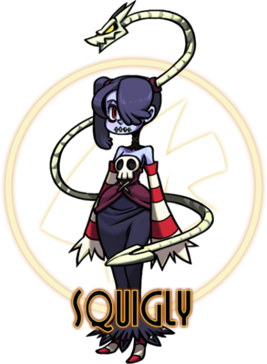 Squigly ID