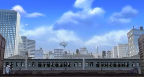 Meridian Area Rapid Transit (Escenario ID)