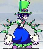 Peacock paleta de color 22