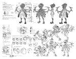 Filia guía de proporciones Arte Conceptual