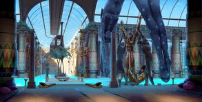 Baño de Tefnut (Escenario ID)