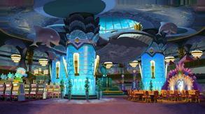 Casino de River King (Escenario ID)