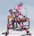 Robo-Fortune paleta de color 7 Antigua