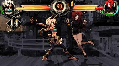 Skullgirls Ms. Fortune Gets Her Head In the Game