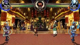 Skullgirls OST - Royal Canopy Waltz (Glass Canopy)
