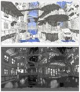 WillyHwang-SG01Innsmouth day sketch05