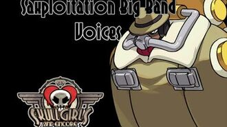 Skullgirls Saxploitation Big Band