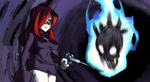 Parasoul and the skullheart