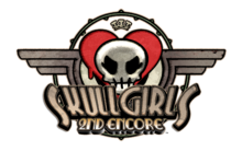 Skullgirls2nd Logo