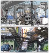 WillyHwang-SG01Innsmouth day sketch03