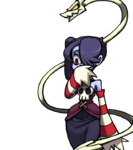 Squigly surprised down