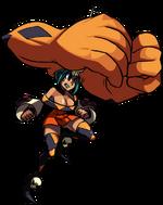 The Flying Wisegirl 01