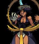 Eliza evil laugh