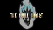 Skull heart