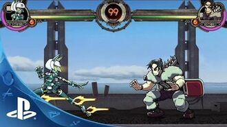 Skullgirls Encore - Robo-Fortune Progress Video PS3