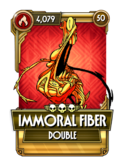 Immoral Fiber