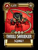 Thrill Shrieker