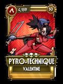 Pyro-Technique