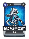 Bad Ms Frosty