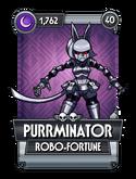 Purrminator