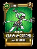 Claw Order