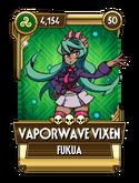 Vaporwave Vixen