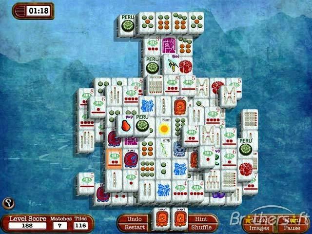 Mah jong adventures-139651-2