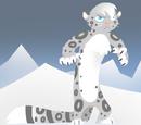Snow Leopardess