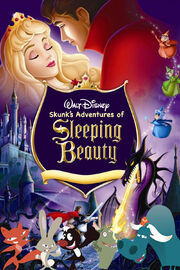 Skunk's Adventures of Sleeping Beauty Poster