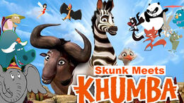 Skunk Meets Khumba Poster