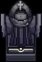 PriestStatue
