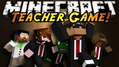 Minecraft Mini-Game TEACHER!