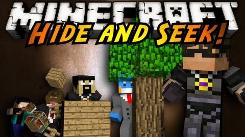 Minecraft Mini-Game HIDE AND SEEK!