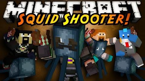 Minecraft Mini-Game SQUID SHOOTER!