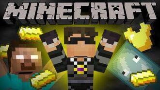 If SkyDoesMinecraft met Herobrine - Minecraft